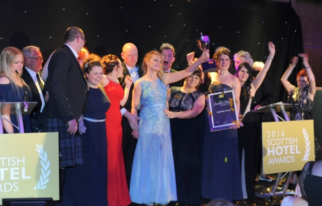 Scottish Hotel Awards 2019 Winners