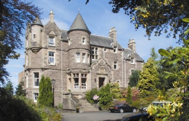 Spa Hotels Scotland Borders